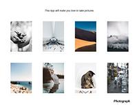 Photograph Interface