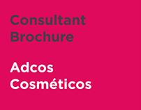 Adcos Cosméticos - Consultant Brochure