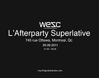WeSC - Afterparty Superlative