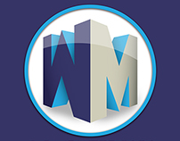 WM Computer Guy Logo Concepts