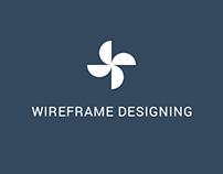 UX Wireframe Designing - Mobile App