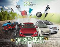 Carspaco - Digital Marketing