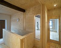 Rehabilitación de una casa. Marcos Ruiz, arquitecto.