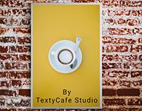 Free Cafe Menu Board Mockup PSD for Menu, Sign
