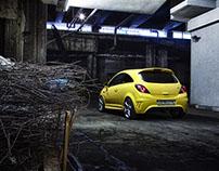 Opel Corsa OPC, Зион