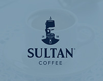 SULTAN COFFEE Logo & Identity