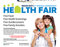 Reach Out Health Fair 2014