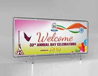 Welcome Design Board