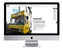 Webdesign Typisch VIP