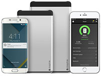 Battery Management App for iOS and Android