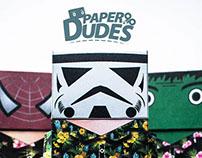 Paper Dudes | Tropical Artist Series