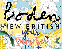 Boden spring/summer alternative catalogue cover