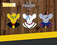 Los Motorratones de Marte (Biker Mice from Mars)