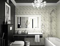 Bathroom MarazziMania - Киев, ЖК «Паркове місто»