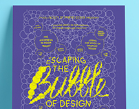 Speaker Series: Escaping the Bubble of Design