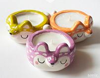 Ceramics - Candles