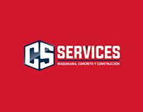 Logotipo - CS Services