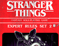 Stranger Things Expert Rules Set 2