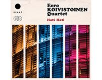 Eero Koivistoinen Quartet - Hati Hati | Album layout