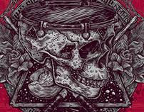 Logo Sam Silva - By Kin Noise / Trampa Studio 2016