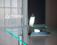 Pyramid Lamp | Product Design