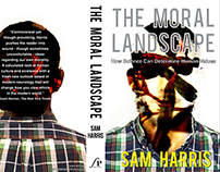 The Moral Landscape book cover redesign.