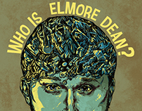 Who Is Elmore Dean? - Film Poster [2016]