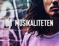 MUSIKALITETEN - Visual Identity