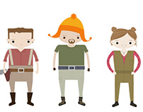 Firefly Crew - Illustration