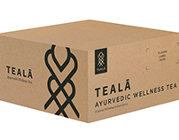 Teala Brand Identity, Naming, and Package Design