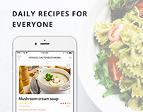 Daily recipes for everyone