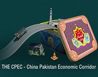 THE CPEC - China Pakistan Economic Corridor