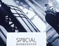 SPECIAL barbershop