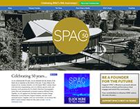 SPAC50 Fundraising Microsite