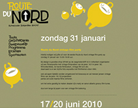 Route du Nord website 2010