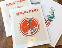 DERELICT PLANET ARTBOOK