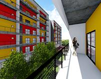 Habitação de Interesse Social - Curicica |UNESA|