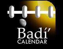 Badi Calendar - Bahá'í Calendar App