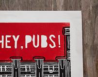 Hey, Pubs !