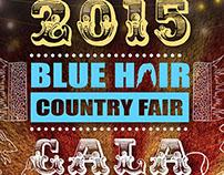 Blue Hair Country Fair