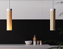 Lier Sun Lamp - 3D Product modeling/rendering