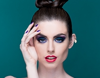 Beauty Series Retouching By Zarihs Zoltan