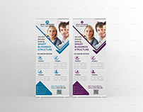 Creative Corporate roll up Banner vol-01