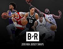 2018 NBA Jersey Swaps | Bleacher Report