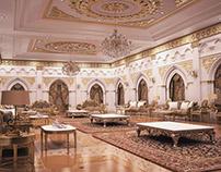 Luxury Interior Majlis