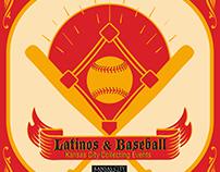 Latinos & Baseball Brand + Marketing Collateral