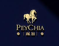 马术品牌 | 《PEYCHIA珮加》品牌设计
