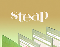 Steap: The Tea Making App