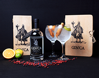 GIN'CA | THE INCA DISTILLERY