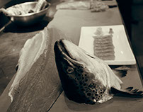 SALMON | documentary photography for Kampai